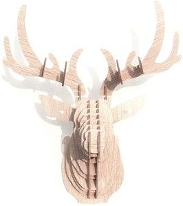 Hooshing Deer Head
