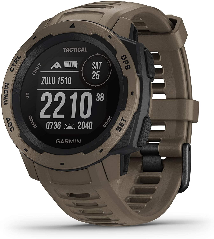 best compass watches - Garmin Instinct Tactical