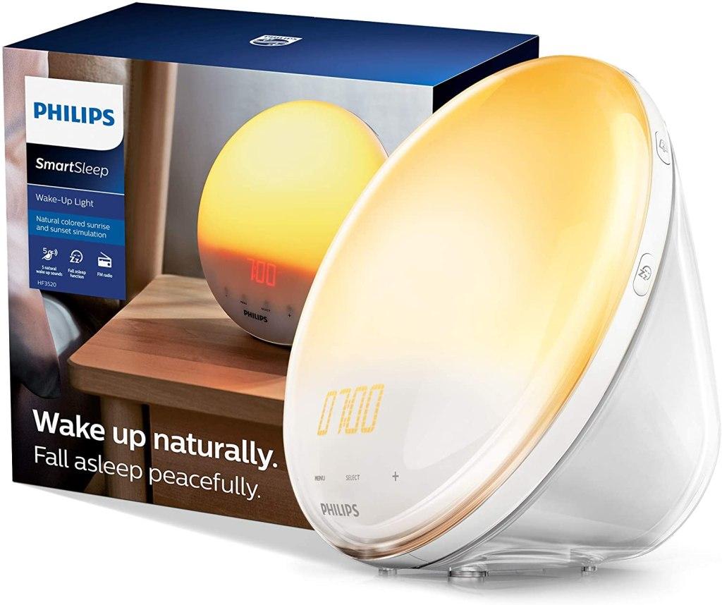 philips smartsleep wake up light, best sleep aids