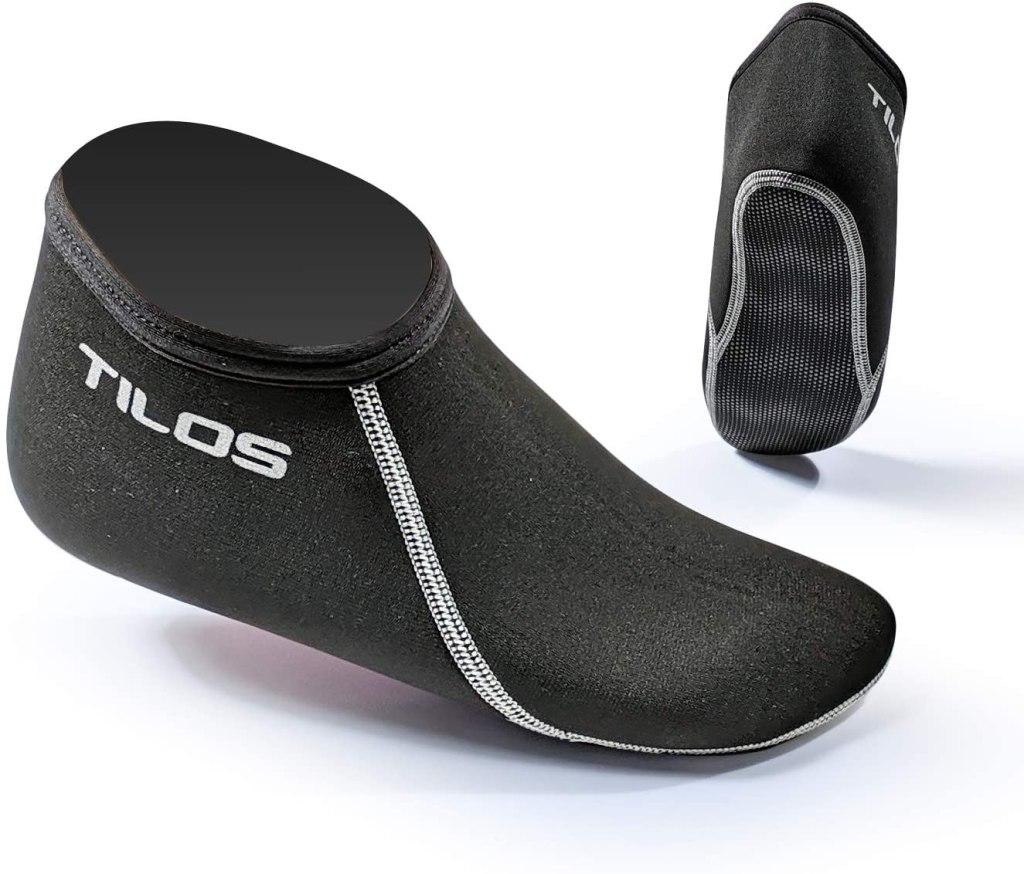 black 3mm neoprene socks