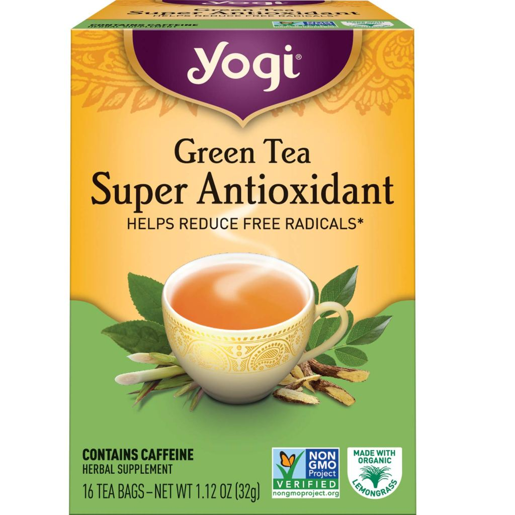 Yogi Antioxidant Green Tea