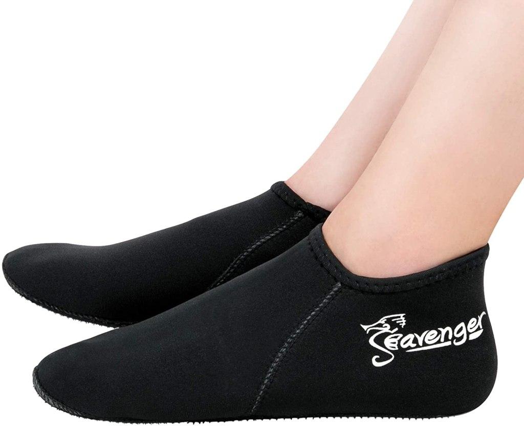aqua neoprene water socks