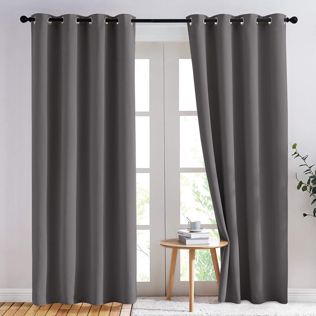 Nicetown Blackout Curtains, sleep aid products