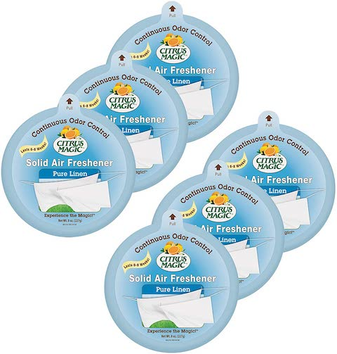 citrus magic deodorizers, best odor eliminators