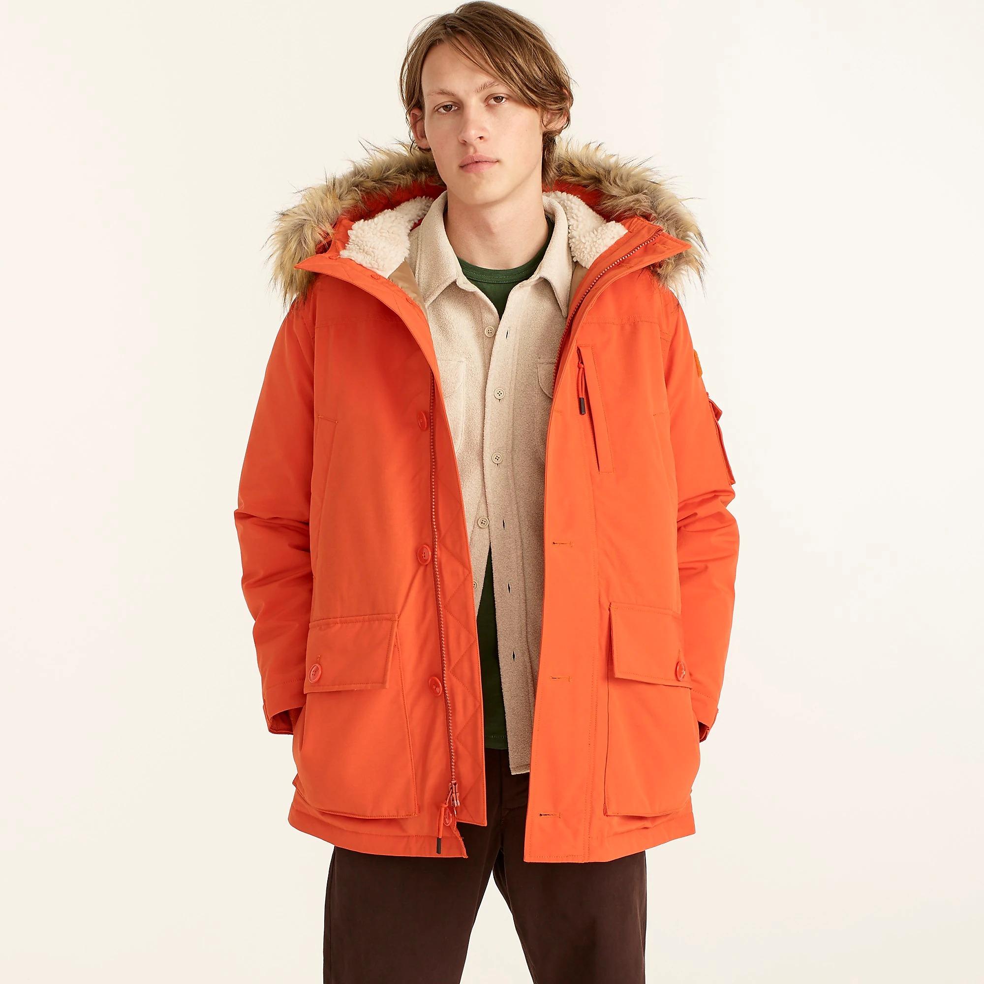 J.Crew Nordic Parka Winter Coat