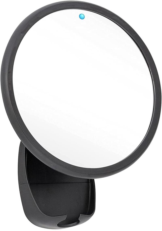 fogless shower mirror airia living battery