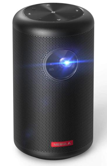 Anker Nebula Capsule Max Mini Portable Projector for iPhone