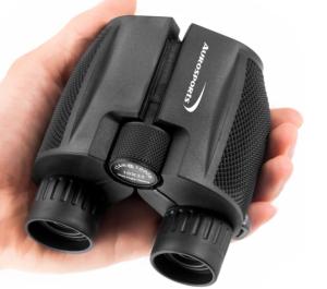 AuroSports 10x25 Folding Night Vision Binoculars