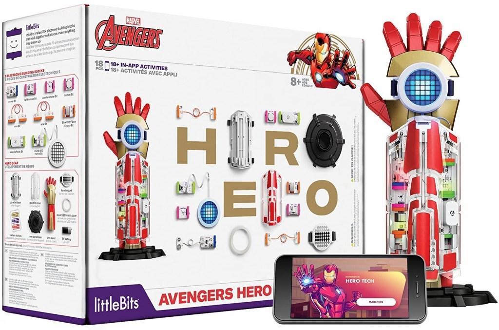 Avengers Hero Inventor Kit by littleBits