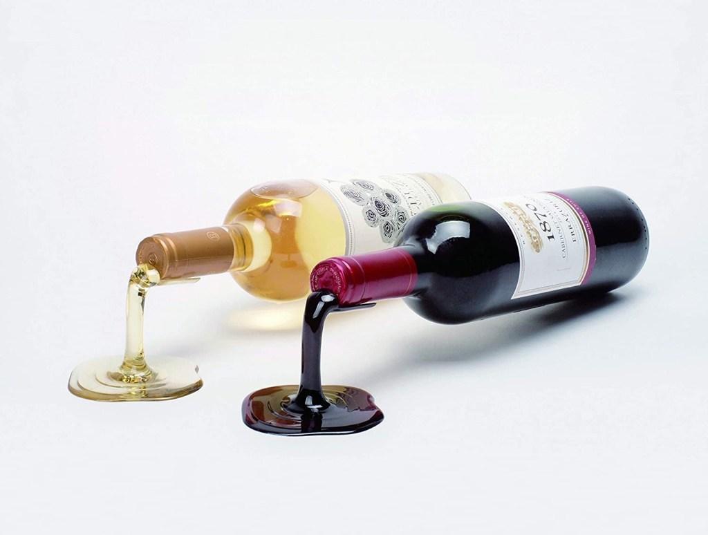 Beyond123 Spilled Wine Bottle Holder