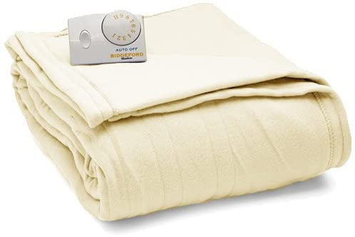 Biddeford Fleece Electric Blanket