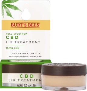 Burt's Bees Full Spectrum CBD Lip Treatment