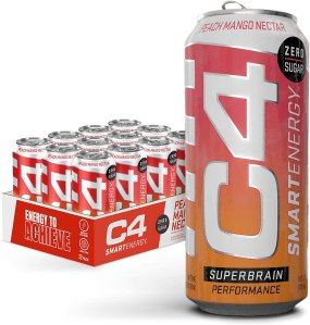 cellucor c4 smart energy sugar free