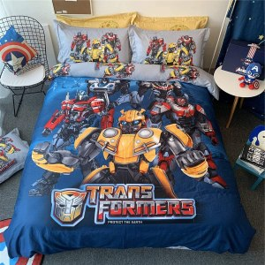 bed sheets cenarious transformers