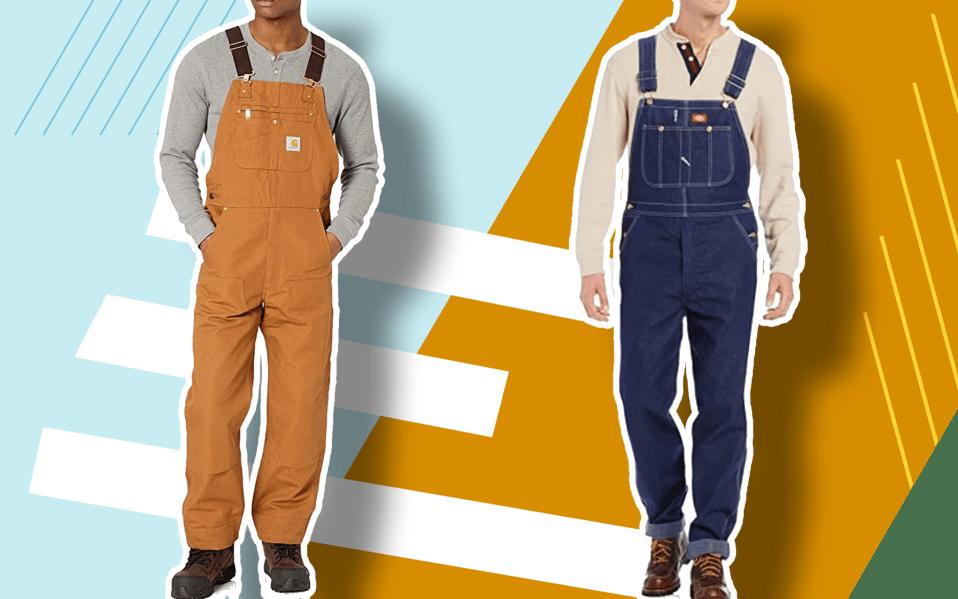 mens overalls