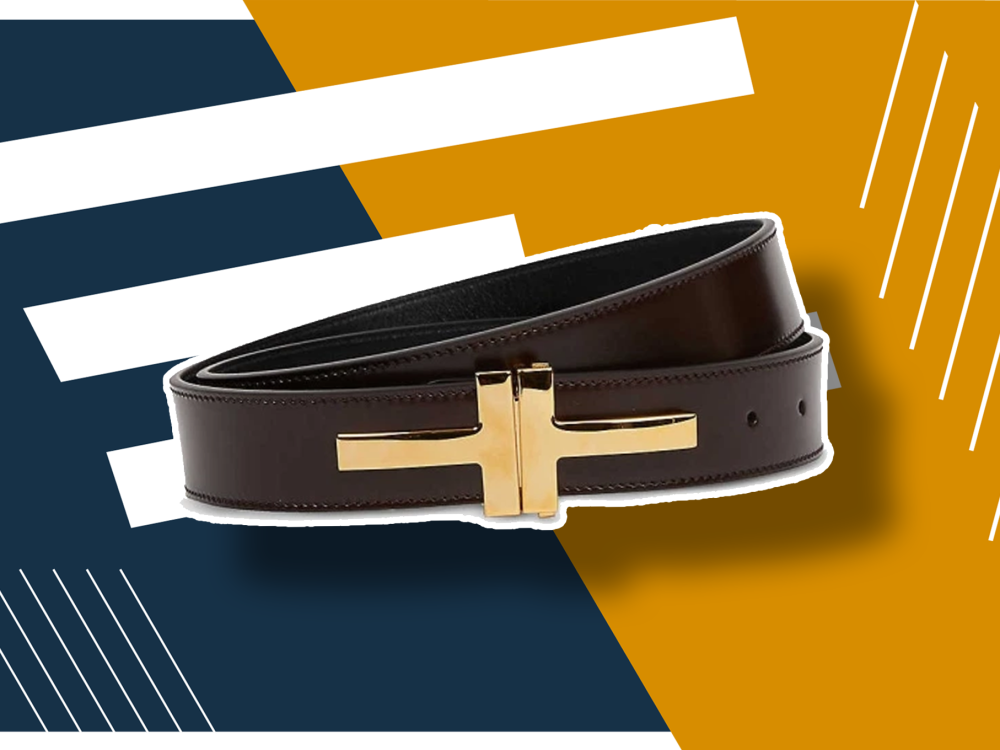 The 12 Best Men's Designer Belts to Hug Your Waist