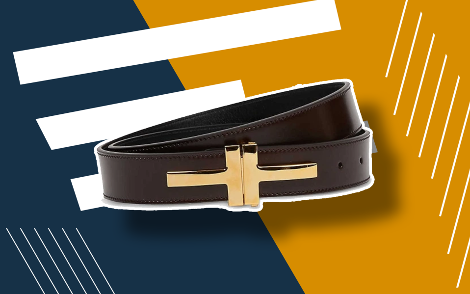Tom Ford T Buckle Belt (best