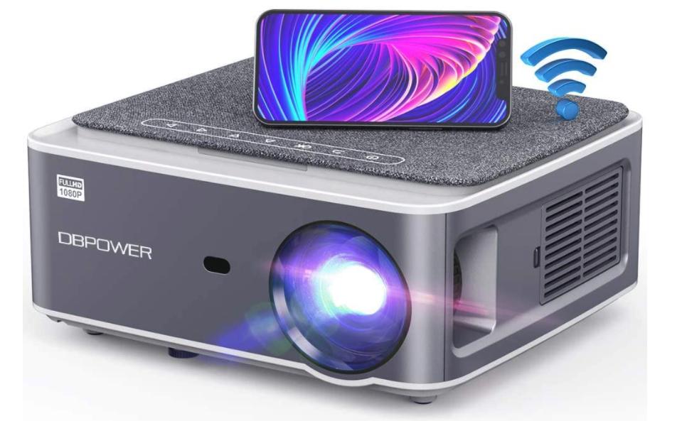 Dbpower Native WiFi Projector