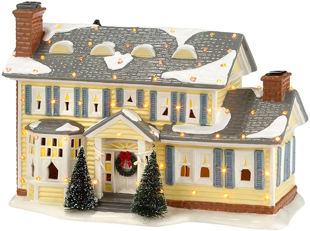 national lampoon christmas house model