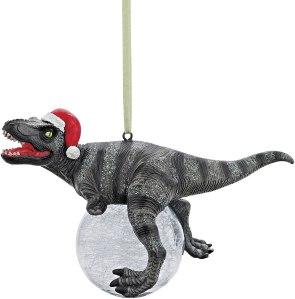 design toscano blizter the t-rex dinosaur