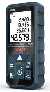 Dtape DT100, best laser tape measurer