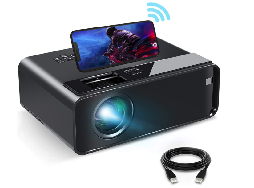 Elephas Mini Projector for iPhone
