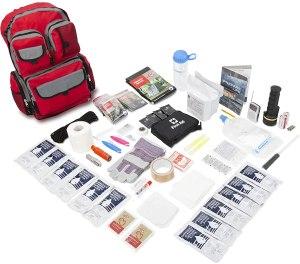 emergency zone 2-person kit, emergency kits