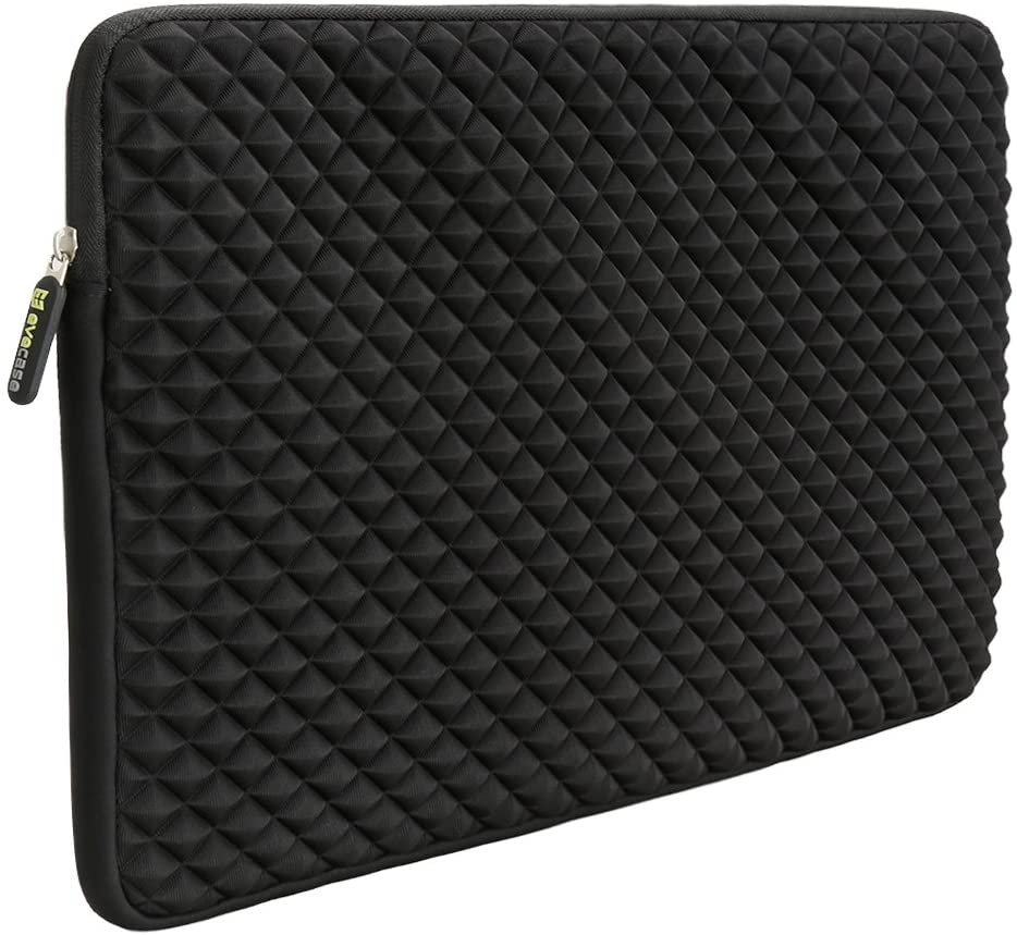 Evecase Foam Splash and Shock Resistant Neoprene Laptop Case (in black)
