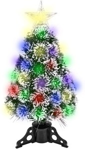 tabletop Christmas trees gex