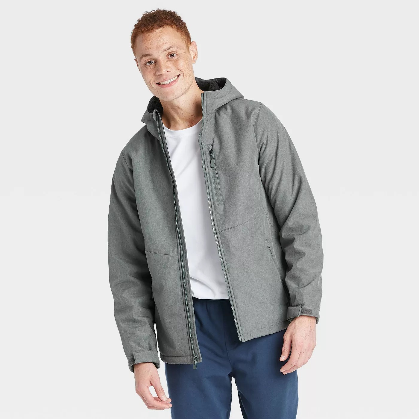 Target All in Motion Softshell Sherpa Jacket