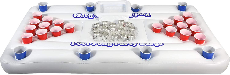 GoPong Floating Cooler Beer Pong Table