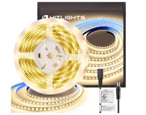 HitLights Warm LED Lights