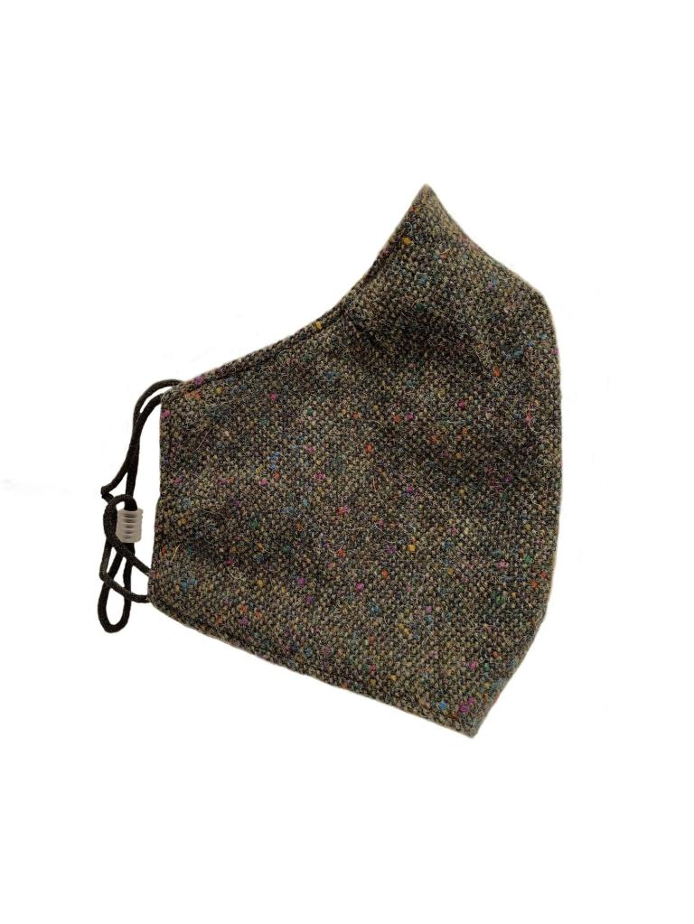 Irish Tweed Face Mask