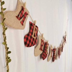 christmas decorations kinnjas sock display