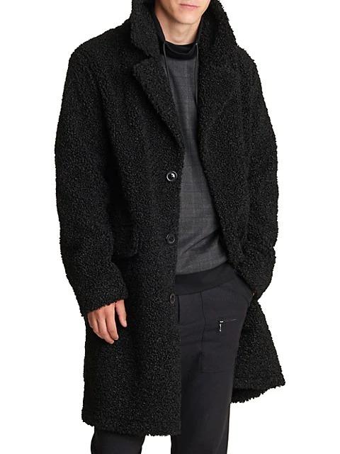Karl-Lagerfeld-Paris-Water-Resistant-Sherpa-Coat