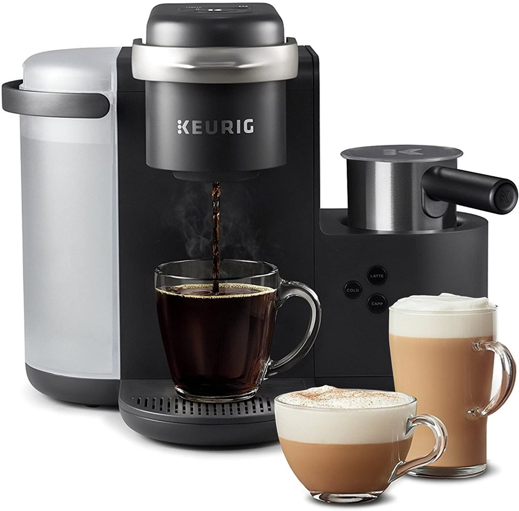 working from home gifts - Keurig K-Cafe Coffee Maker
