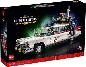 best lego car sets - LEGO Creator Ghostbusters ECTO-1 Building Set