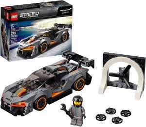best LEGO car sets - LEGO Speed Champions McLaren Senna Building Kit