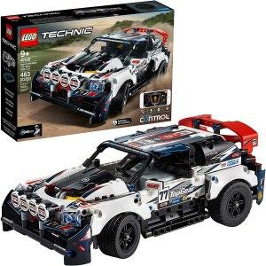 LEGO Technic Top Gear Rally Car Building Kit
