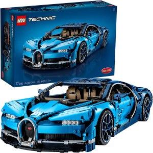 technic bugatti chiron building set