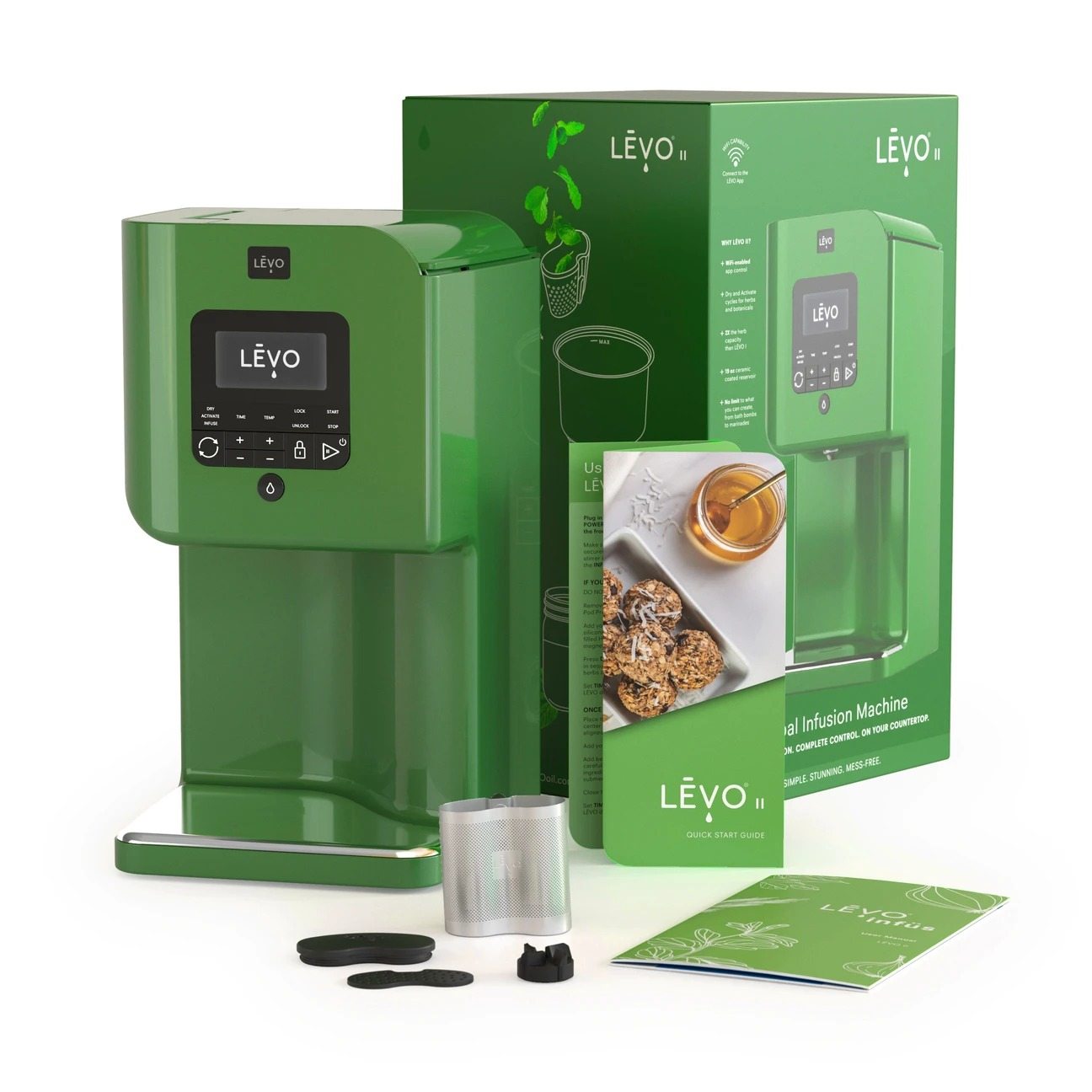 LEVO II Herbal Oil and Butter Infusion Machine