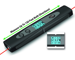 LSR2 Bi-Directional Measuring Device