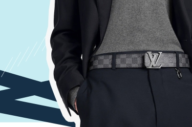 Louis Vuitton Initiales 40mm Reversible Belt