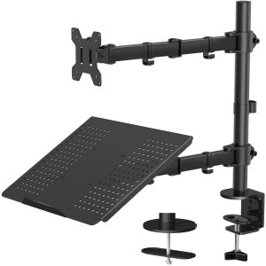 laptop monitor mount stand full adjustable