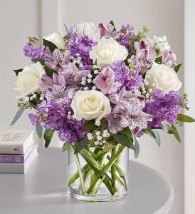 lovely lavender medley, online flower delivery