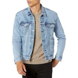 levi's men's trucker jacket, best Christmas gifts