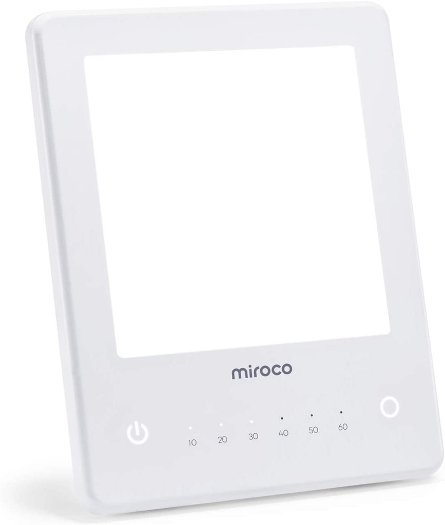 Light Therapy Lamp from Miroco