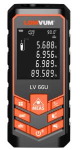Lomvum Laser Measure