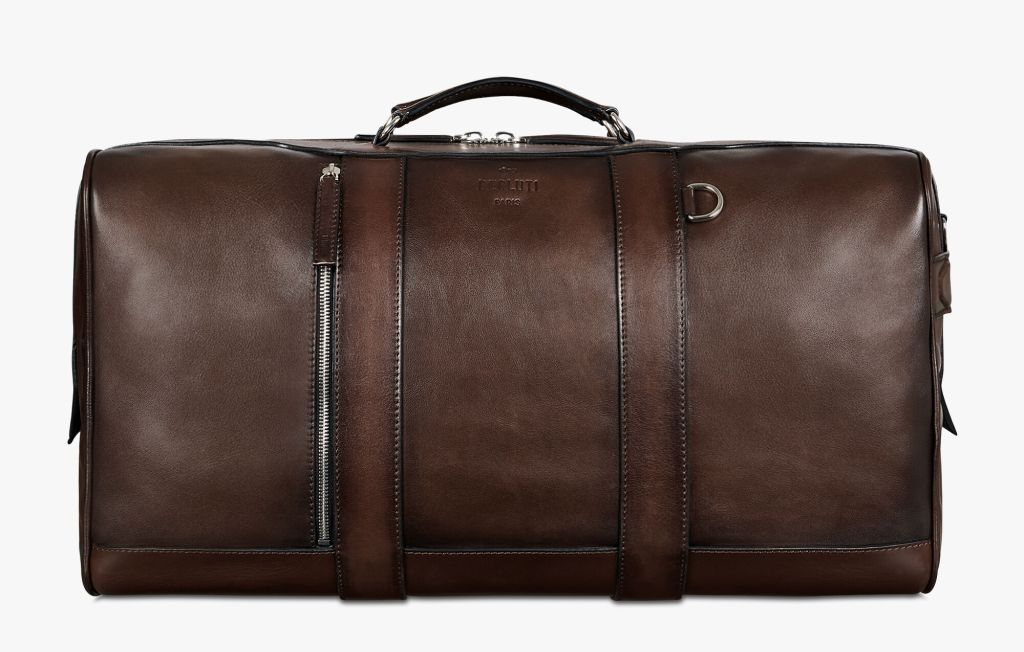 Eclipse Leather Travel Bag, nick wooster interview