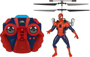 spiderman toys marvel helicopter